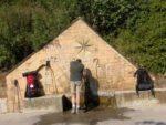 Wine fountain on the Camino de Santiago