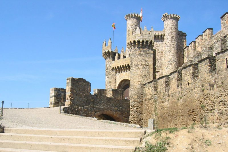 ponferrada-castle