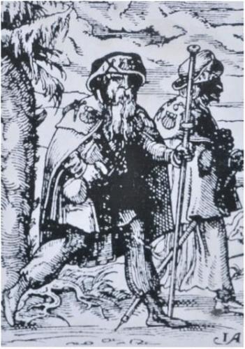 pilgrims-middle-ages