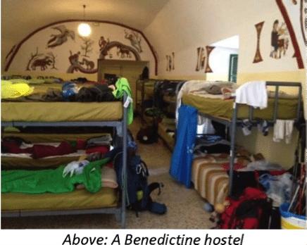 Benedictine Hostel at Samos