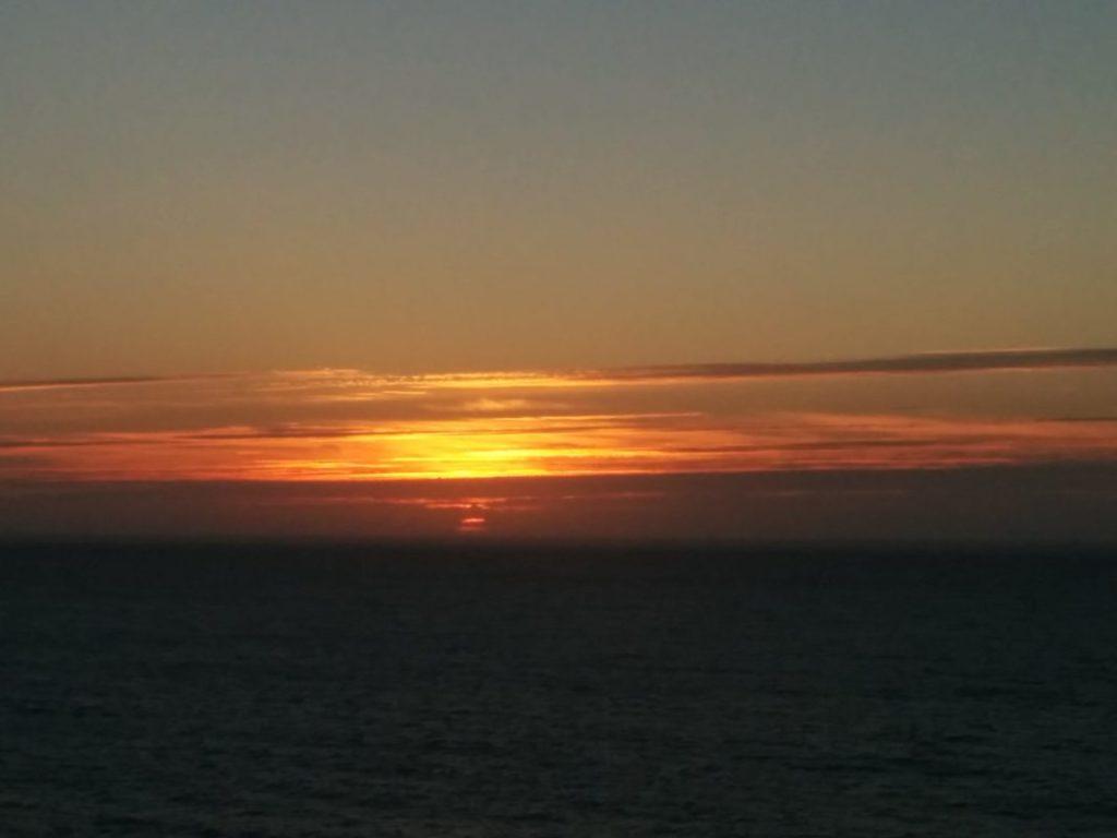 Sunset at Muxia