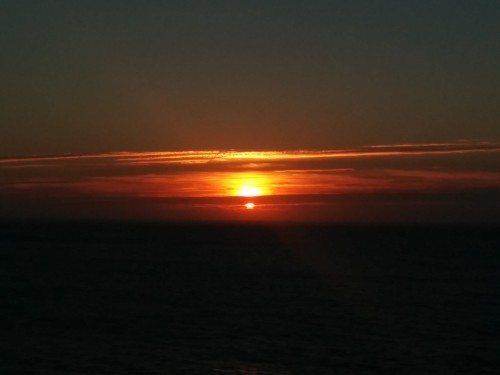Sunset Muxia