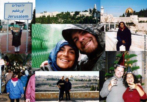 28 - Jerusalem Collage