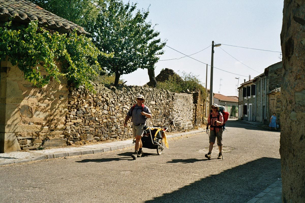 Camino with children