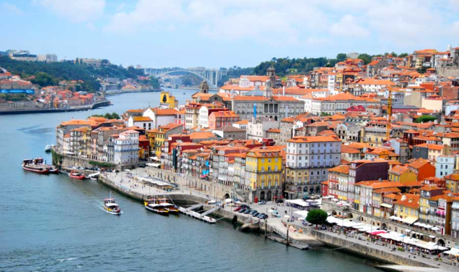 Porto Camino Portuguese