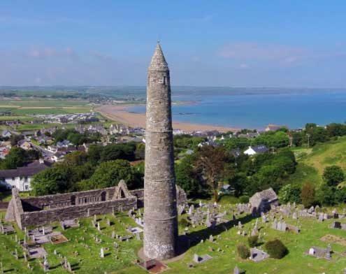 St Declan's Round Tower