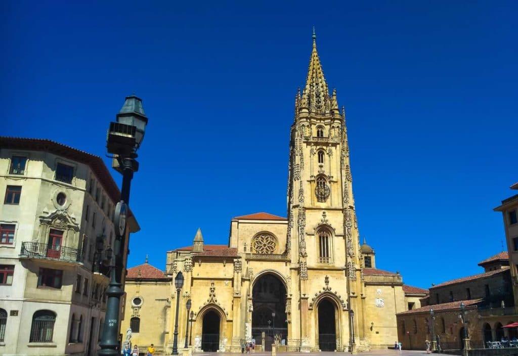 Cathedral of San Salvador Oviedo