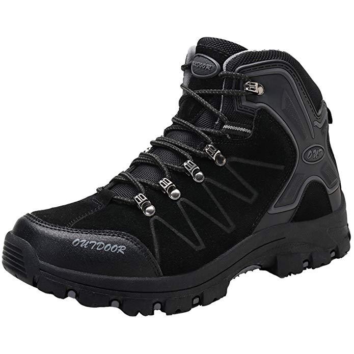ElaphurusLightweight Mid Trekking Hiking Boots