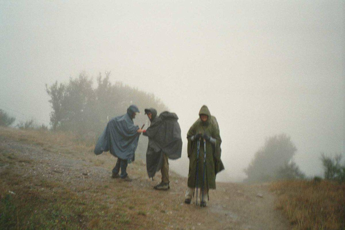 Hiking Rain Poncho