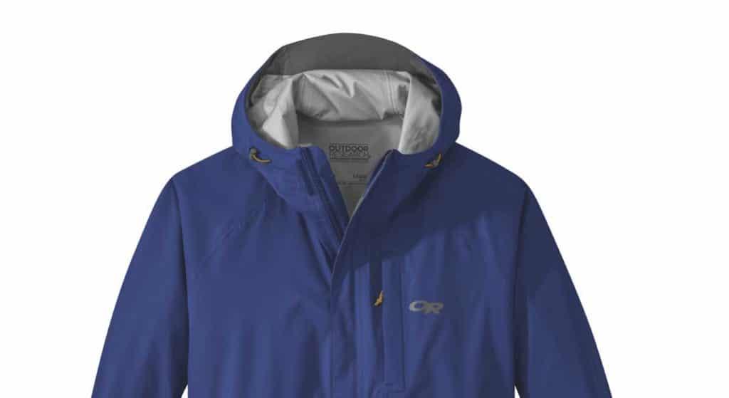 df70303e2 Best Lightweight Rain Jackets for Hiking & Backpacking