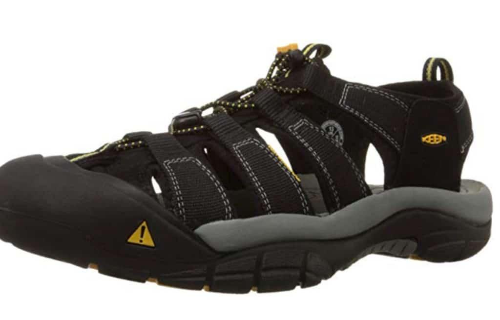 Keen Men's Newport H2 Closed Toe Sandals