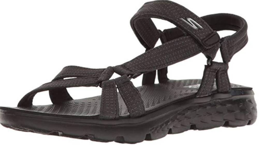 Skechers Women's On-The-go 400-Radiance Heels Sandals