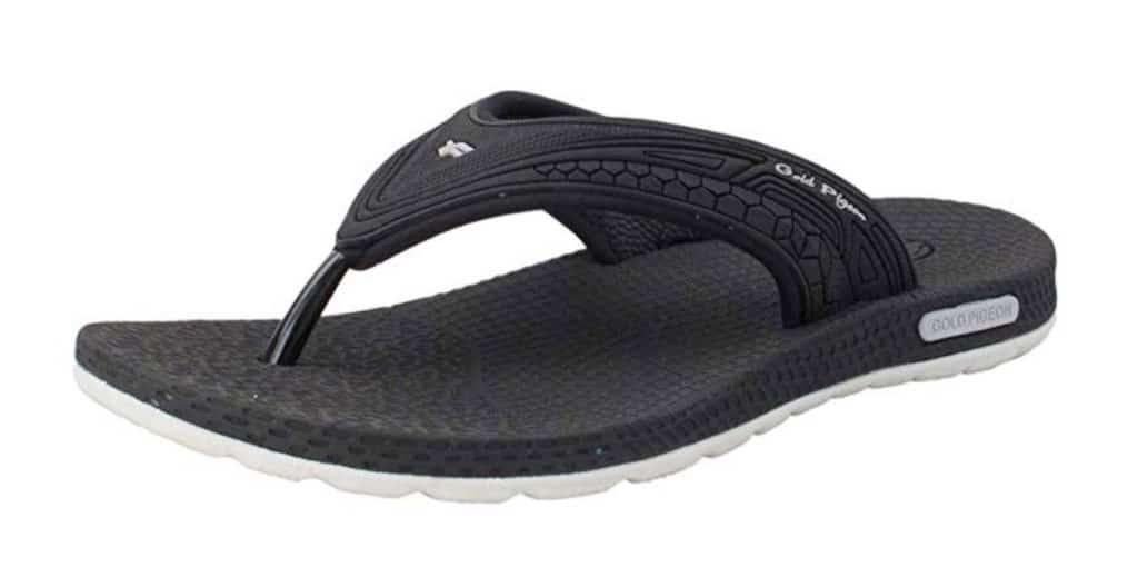 Gold Pigeon Shoes Simplus Ultra Light Weight Waterproof Flip Flops - Slide - Sandals for Women & Men