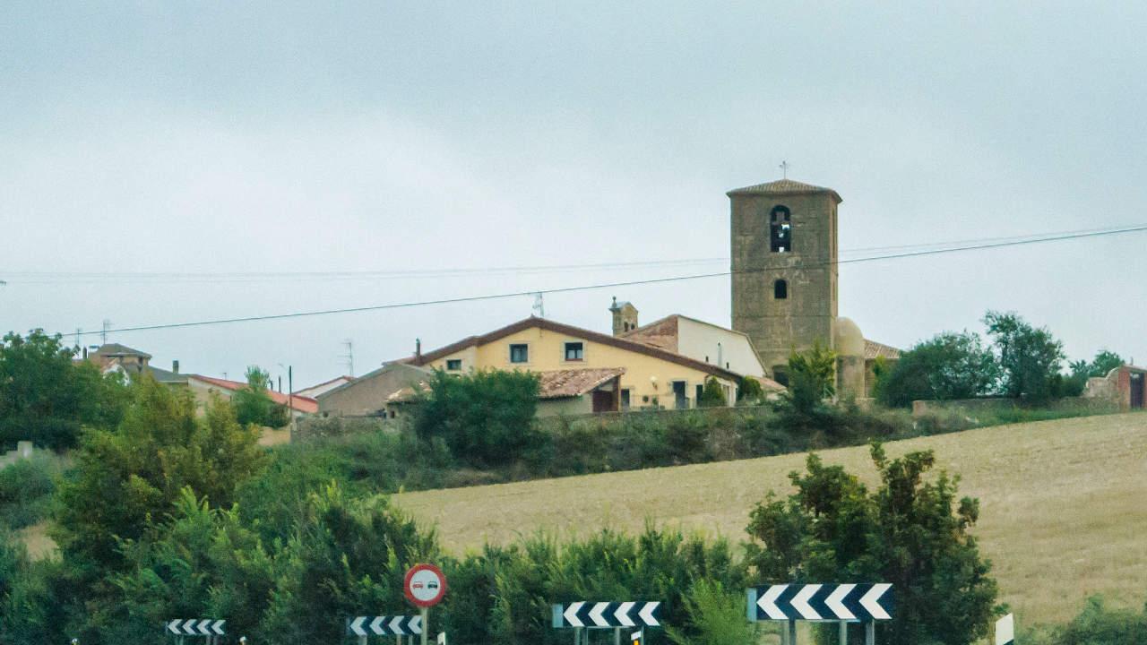 Castildelgado on the Camino