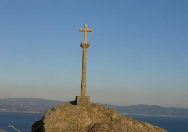 Cross at Finisterre