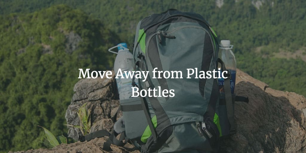 hiking bottle