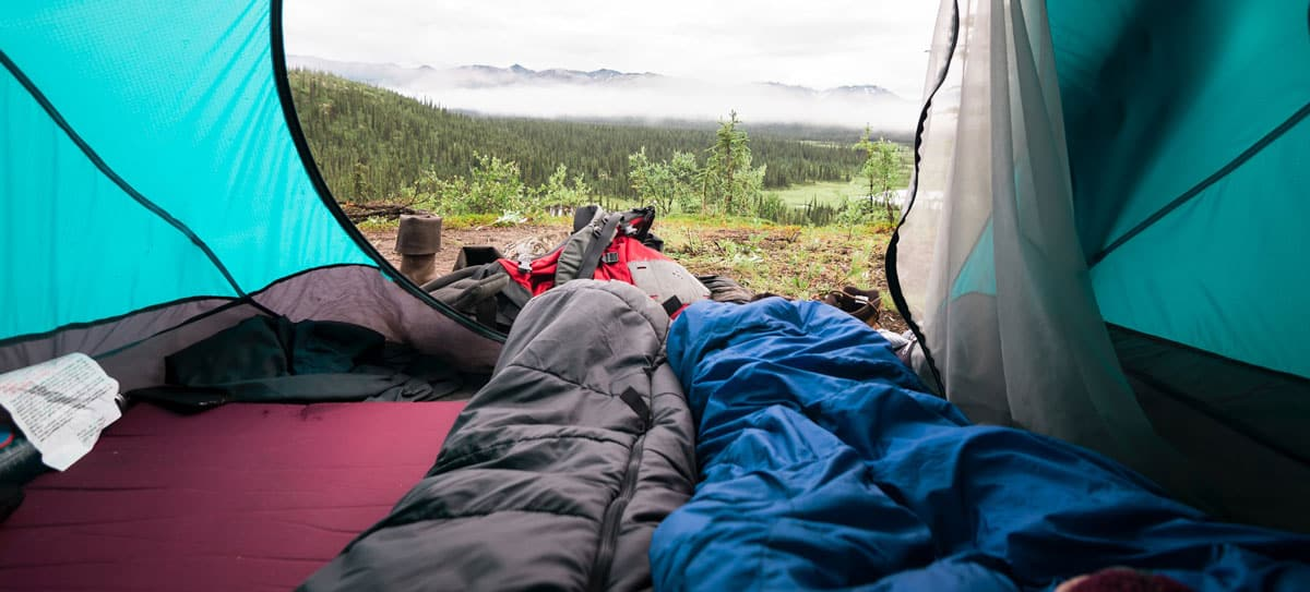 what type of sleeping bag is best?