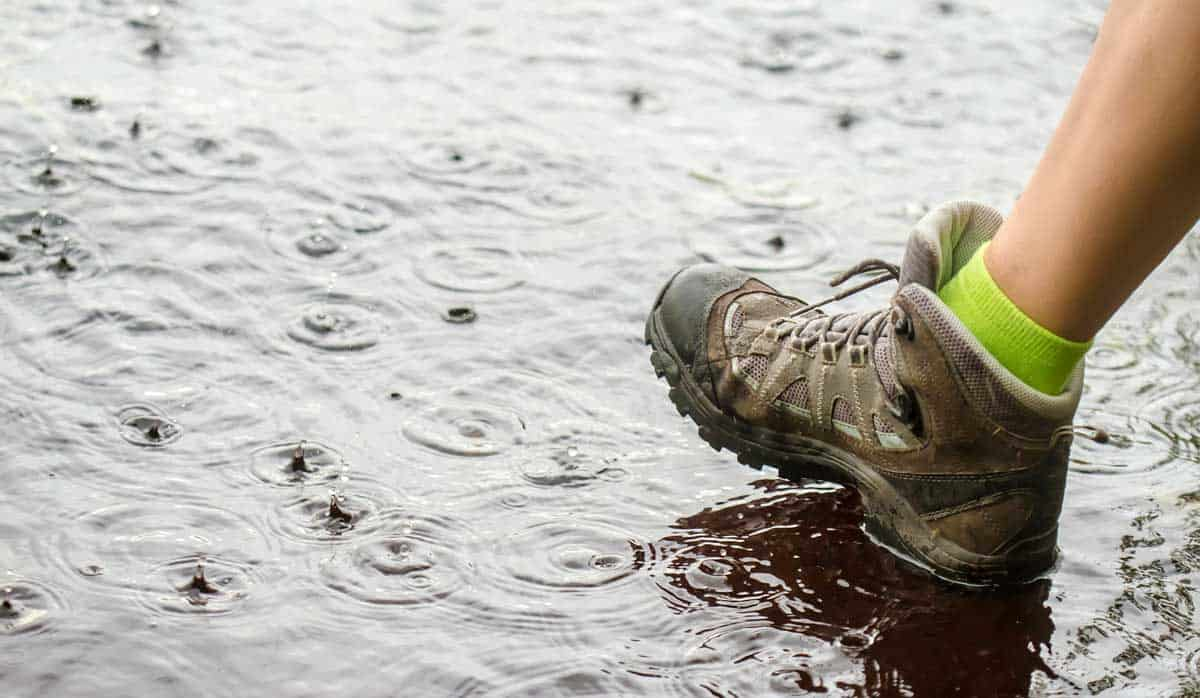 best waterproof hiking socks