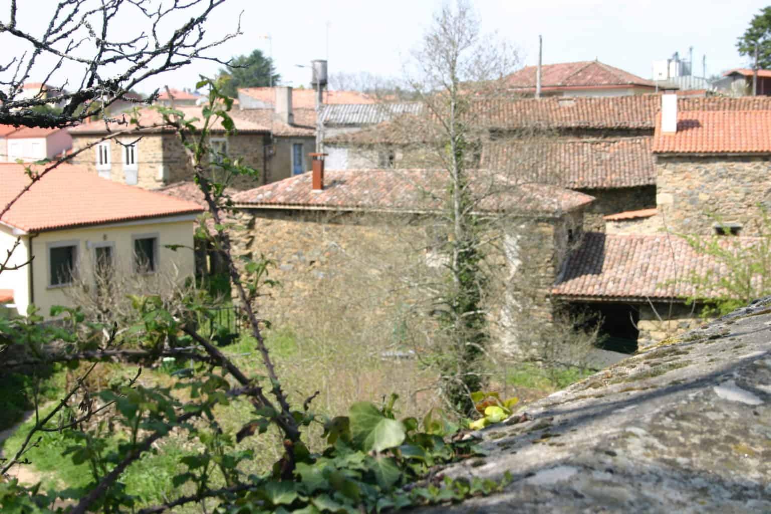 Melide Spain
