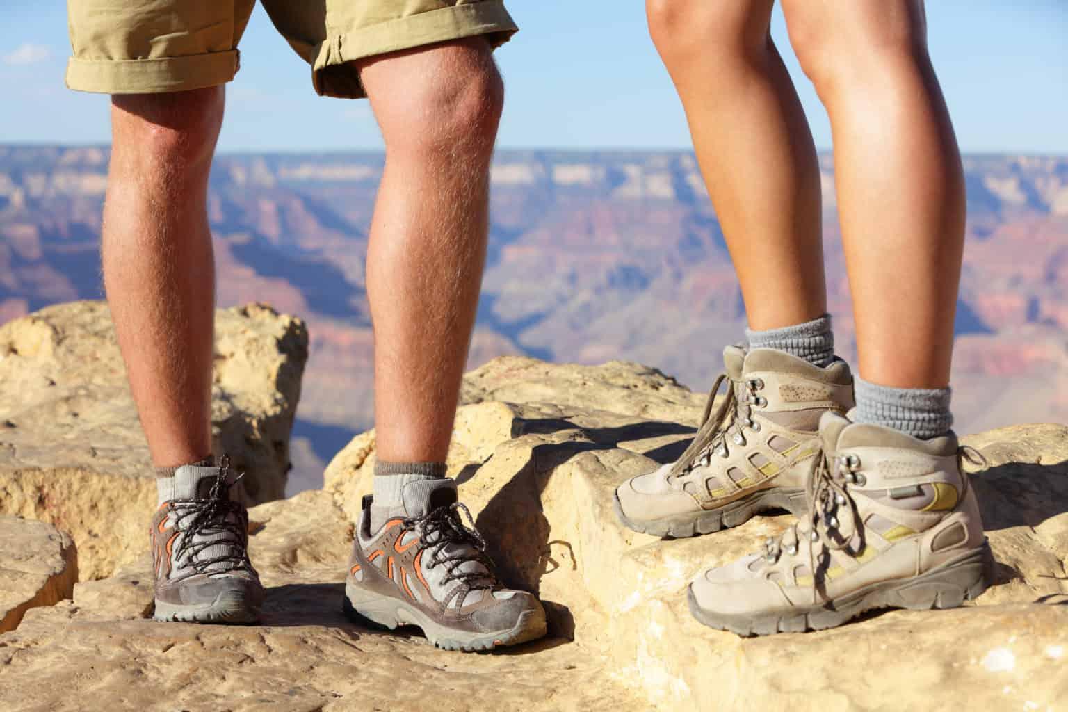 Trail Runners vs Hiking Shoes