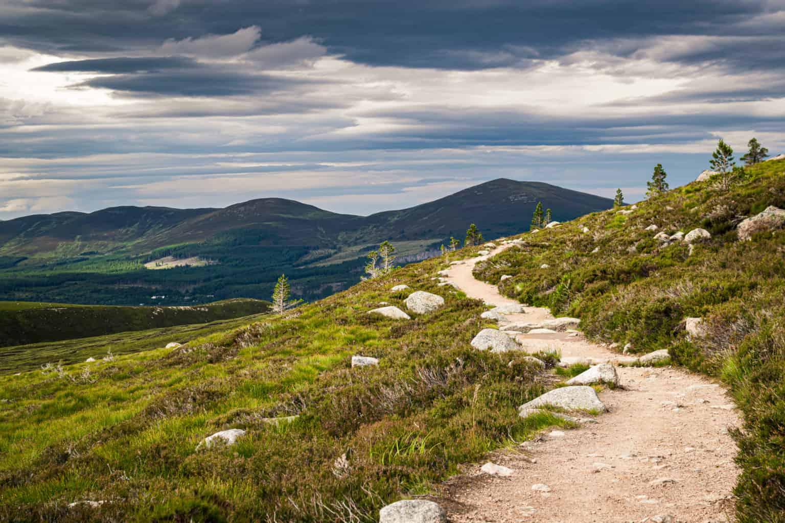 Speyside Way Scotland