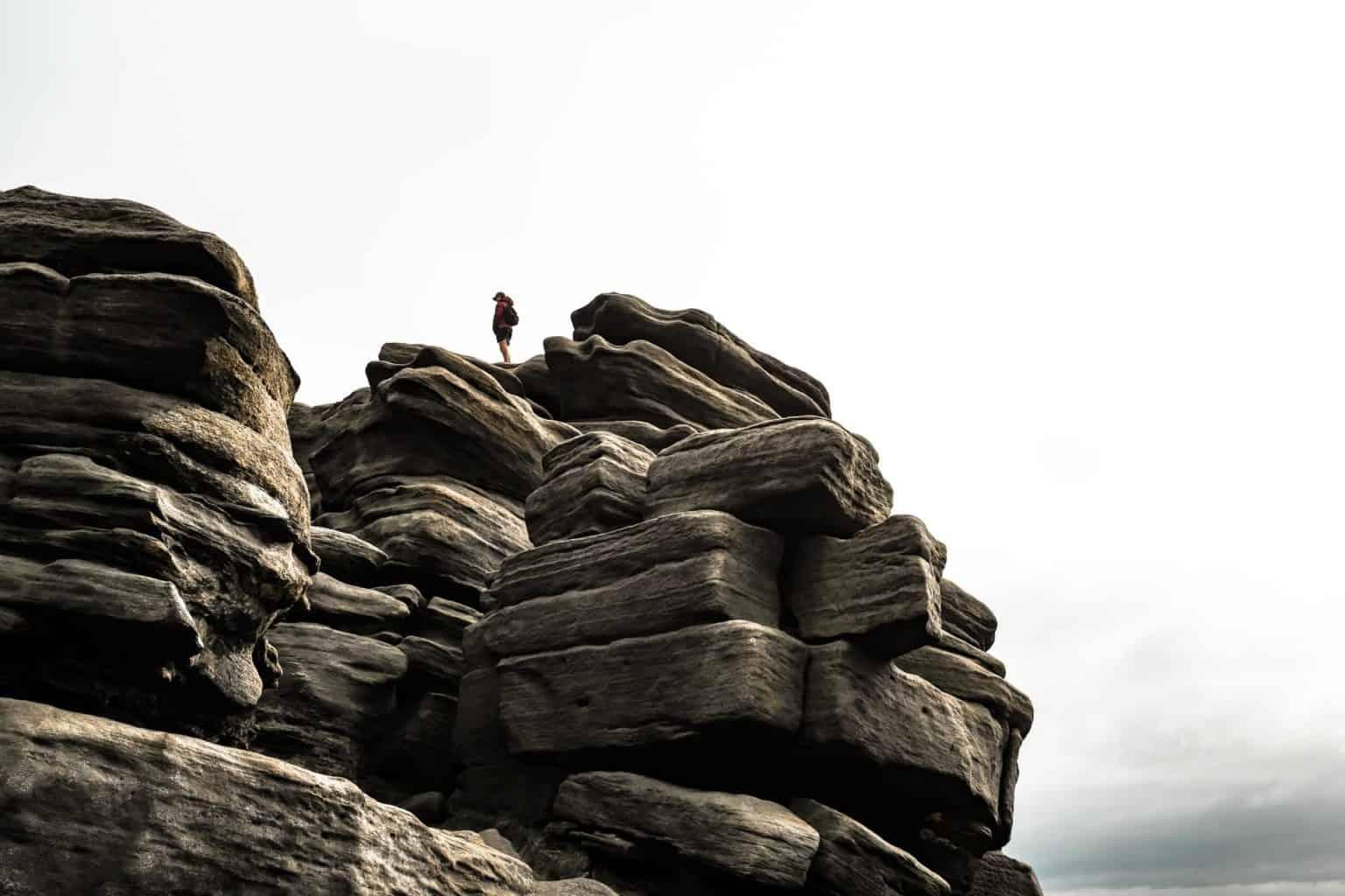 Jacob's Ladder, Pennine Way