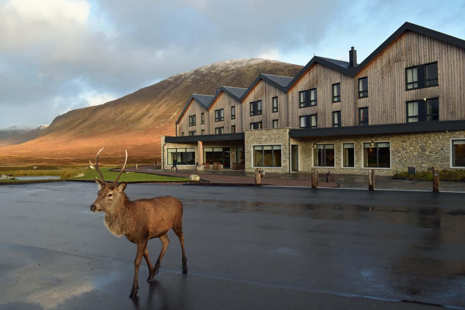 King's House Hotel, Glencoe