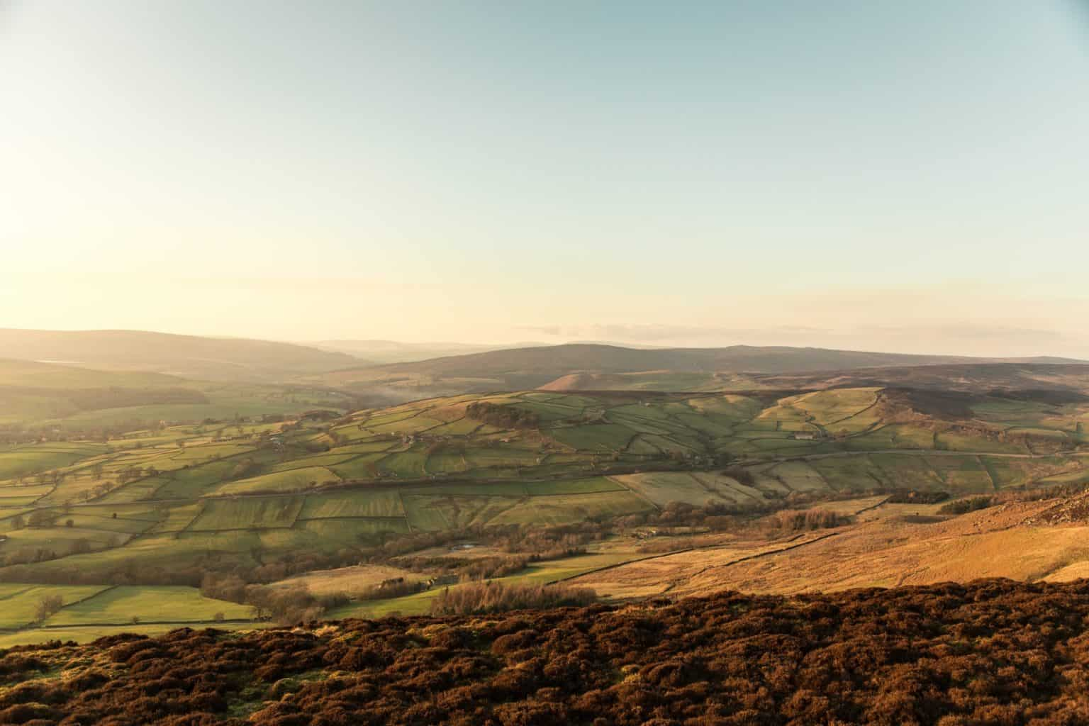 Sunny Yorkshire Dales
