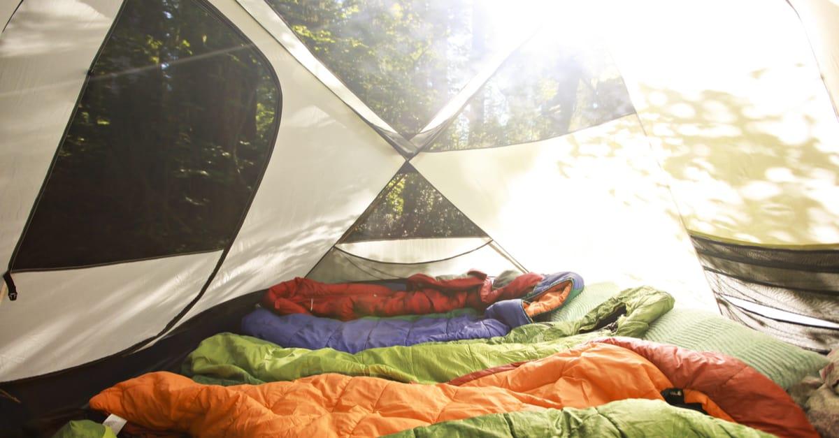 how to choose a sleeping bag