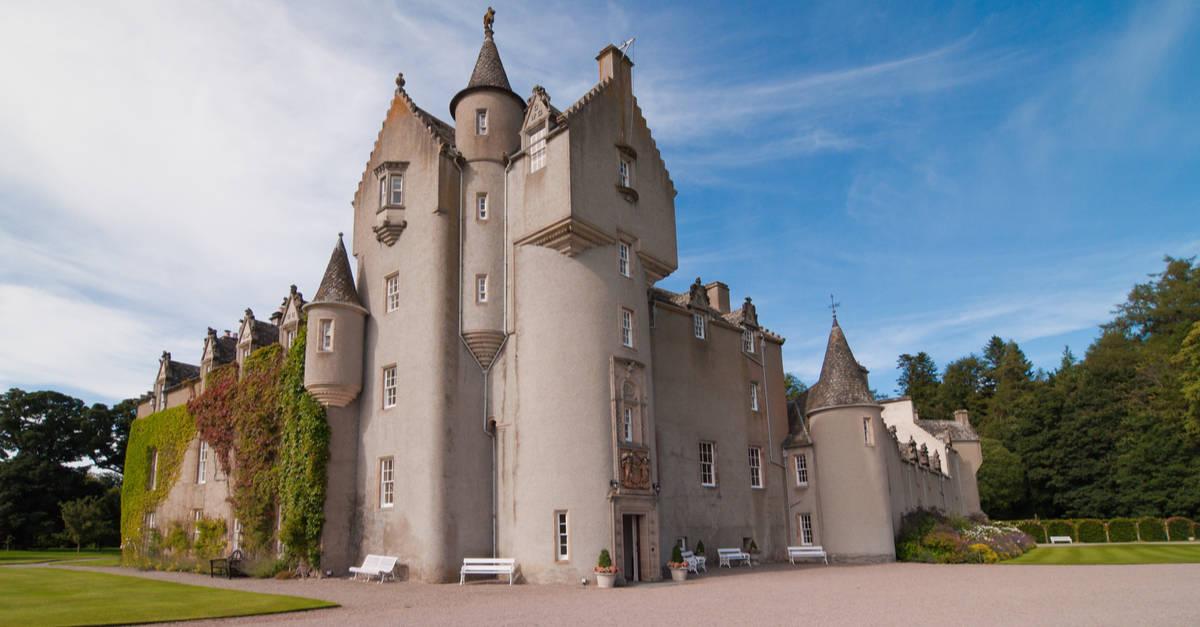 Ballindalloch Castle Scotland
