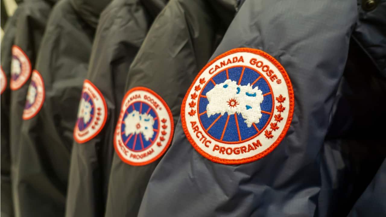 Canada Goose winter jackets