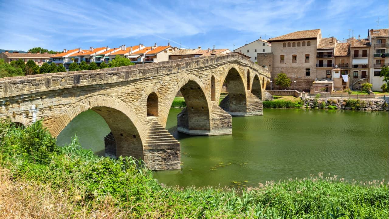 bridge puente la reina