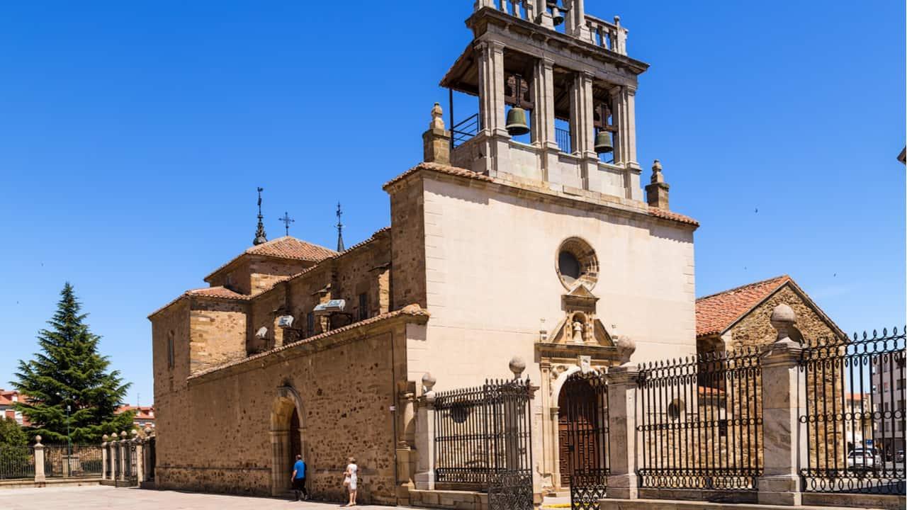 Church of St Martha Astorga